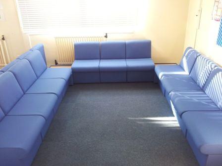 Modular Staff Room Furniture