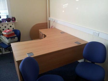 Headteacher S Office Furniture At Woden Primary School