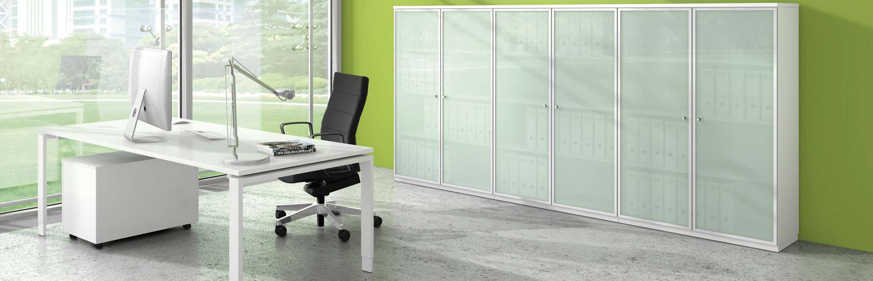 Allvia Office Cupboards & Storagewall