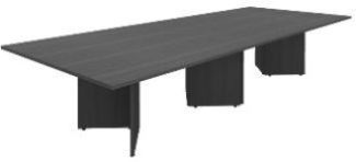 Rectangular Arrowhead Base Table 4800x1500x720