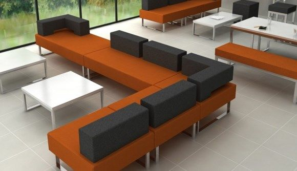Chicago Modular Reception Amp Lounge Seating Aerofoil
