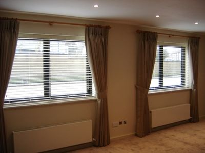 Curtains Ideas curtains & blinds : Curtains With Blinds - Rooms
