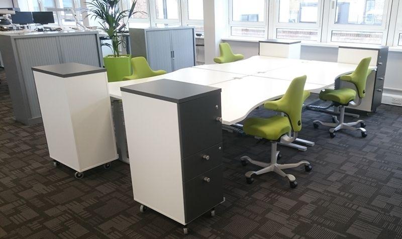 Electric Height Adjule Drive Desks