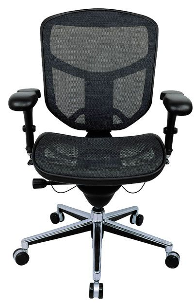 Pleasant Enjoy Ergonomic Mesh Office Desk Chair Without Headrest Home Interior And Landscaping Ologienasavecom