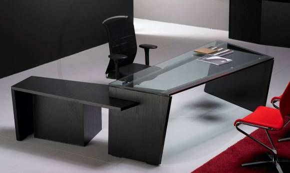 Origami Executive Desks Origami Wood Veneer Lacquer And