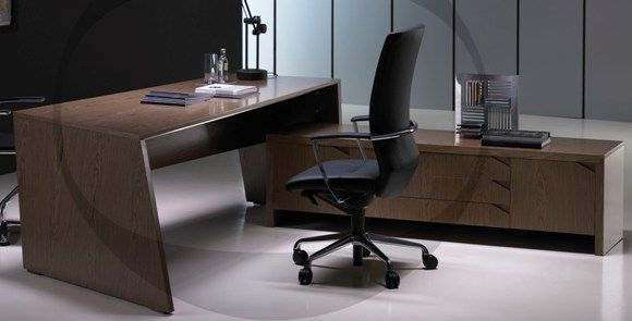 walnut office desks. Origami Walnut Veneer Executive Desk Office Desks