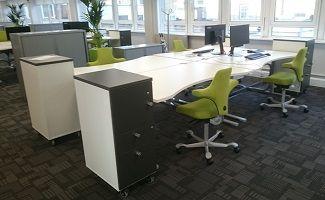 Maidstone Office Refurbishment Hidden Hearing 120
