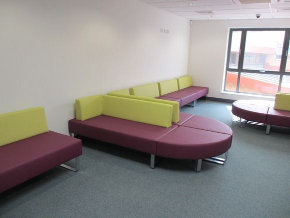 New Waiting Room Seating Office Desks Meeting Rooms Whitehorse Surgery