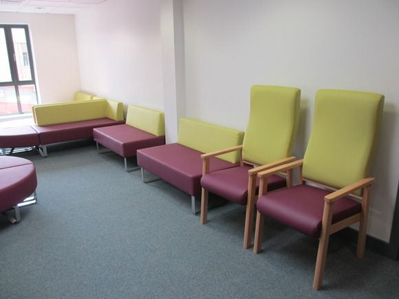 New Waiting Room Seating Office Desks Meeting Rooms