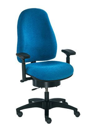 Lady Sitwell Ergonomic Office Task Chair Designed