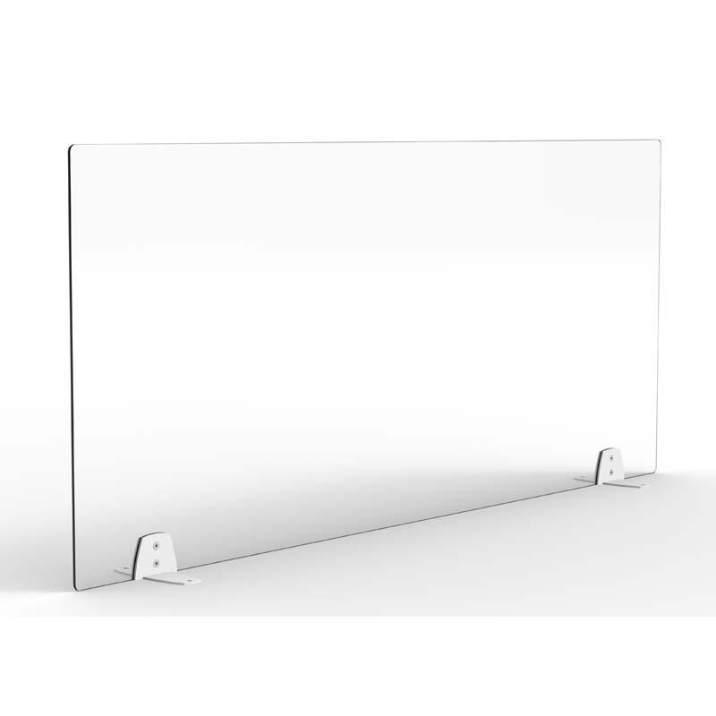Office Desk Divider Screen 600mm High, Office Desk Divider Screens