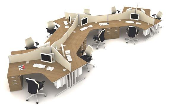 Cad Workstation Furniture Modern Home Design And