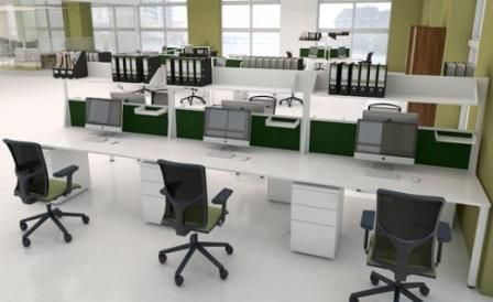 Incroyable 5 Highly Efficient Office Layouts