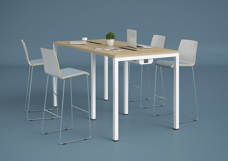 Fabulous Relay Stand Up Meeting Work Table Ibusinesslaw Wood Chair Design Ideas Ibusinesslaworg