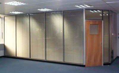 New Office Partitioning Interior Refurbishment New