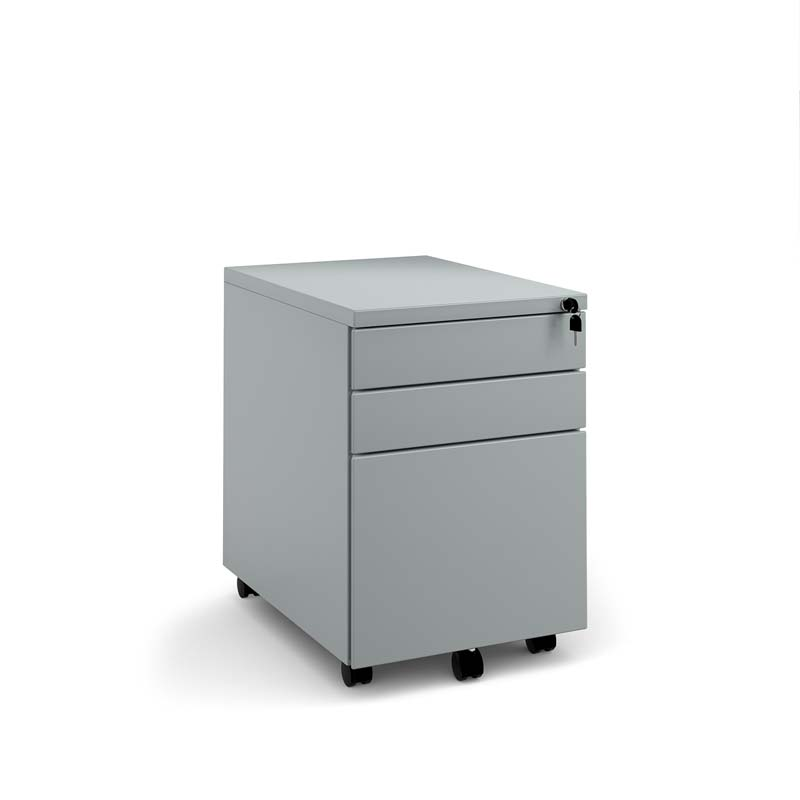 Steel Mobile Pedestal Drawer Unit, Box, Box, File Drawers